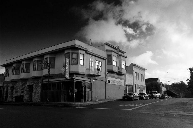 Toot's Bar Black & White