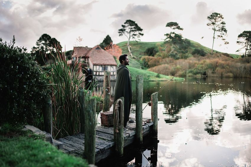 Lord of Hobbiton Capture The Moment