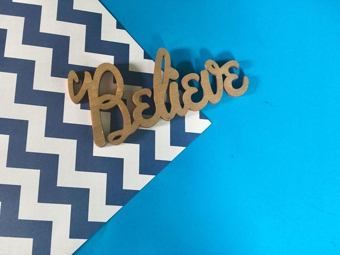 BELIEVE , words
