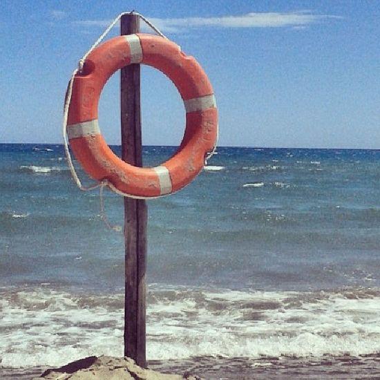 Sea Summertime CastellanetaMarina Lifeguard  Sun Summer Living Life Beautifulday