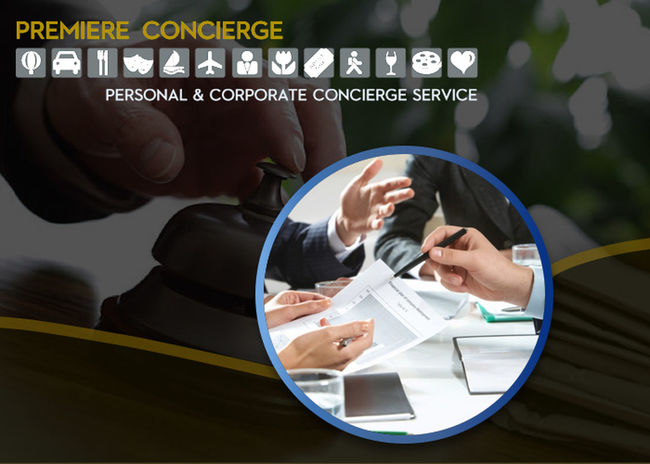 We, at Premiere Concierge, create and design business concierge service programs for America's based organizations and corporations with an aim to grow and prosper their brands. Give us a call at 888-991-4700 and set up a concierge program in your organization. Business Concierge Concierge Services Personal Concierge Corporate Conicerge
