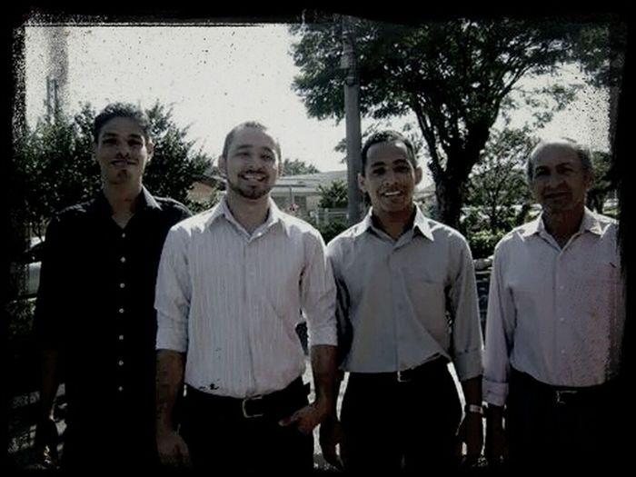 Homens Da Familia...!!!