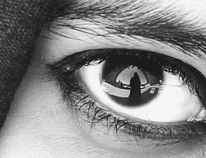 Shadow In The Eye Getting Inspired Taking Photos Natural Beauty Open Edit Black And White Eyes Are Soul Reflection Eyes Eyeportraits
