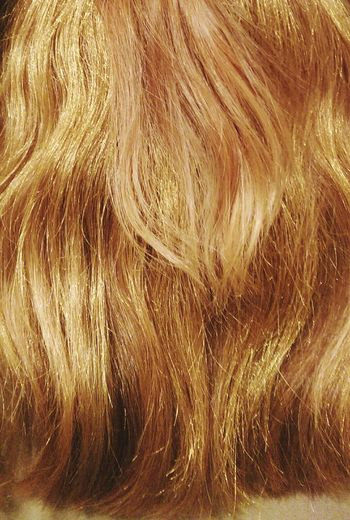 Pattern Pieces Golden Hair  Goldey Locks Hair Haircolor