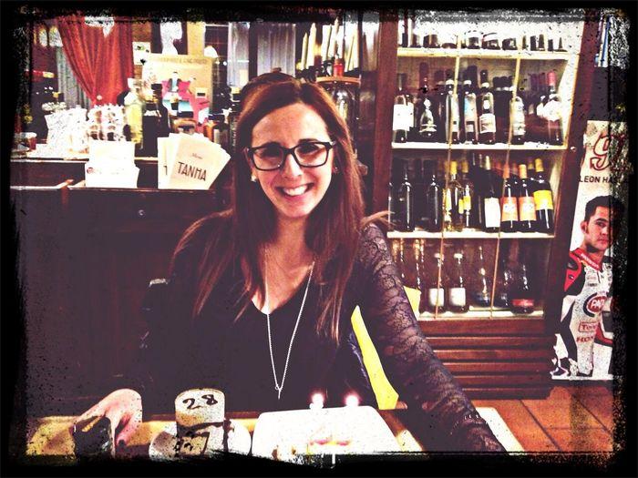 Birthday Enjoying Life Alla Faccia Di Chi Ce Vó Male That's Me e sono 28!!!!!
