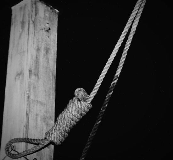 """Hang Game"" Noose Rope Rope Art Bar Games Drunk Fun Sadistic Fun Twisted Fun Twine Ring Hook Shades Of Grey"