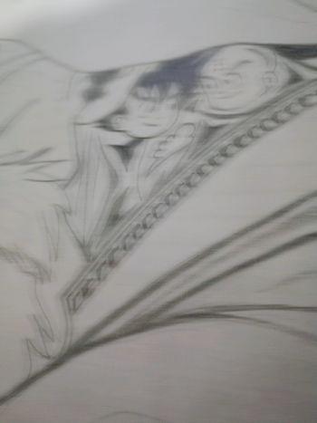 drawing... Draw Drawing Pencil Drawing Pencil Art Artattack Bragonball #fanart