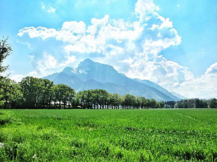 Spend more time with nature. FlirtingWithNature Salzburg Mountain Green Austria