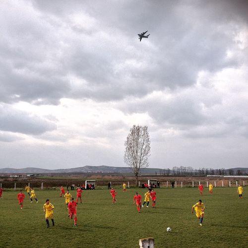 Football Plane