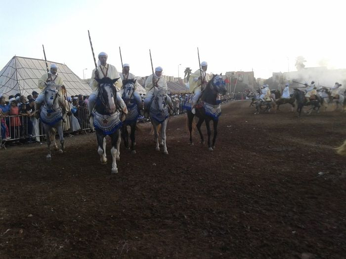Festival Season Horses Art Traditionel Domestic Animals Livestock Morroco Real People Tbourida First Eyeem Photo EyeEmNewHere