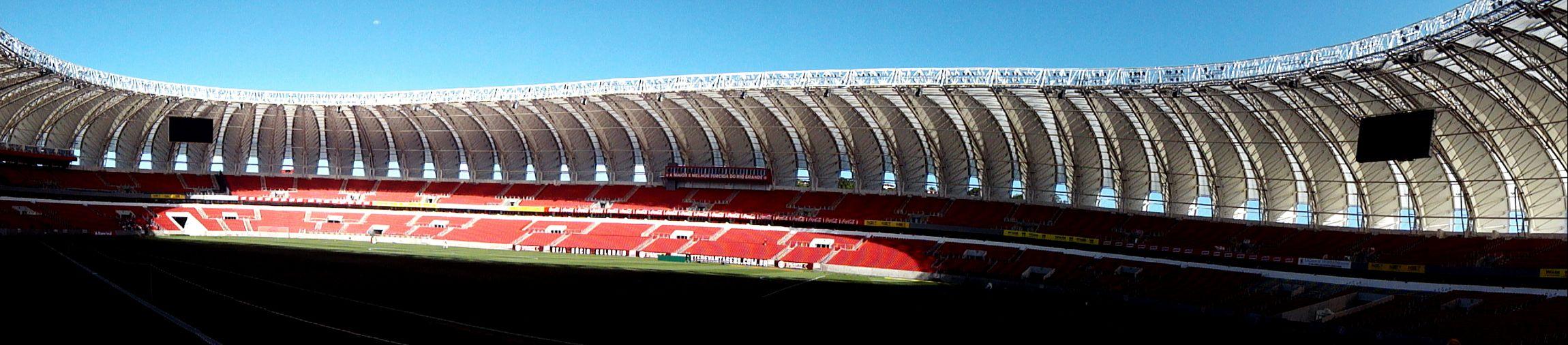 Soccer Futbol Pasion Internacional De Porto Alegre Estádio Beira Rio