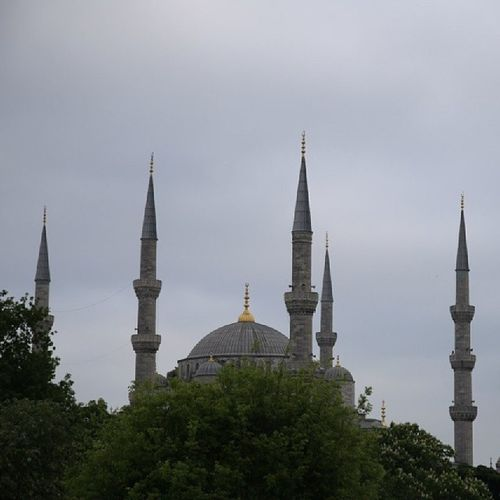 Istanbul Fatih Sultanahmet Sultanahmetcamii cami mosque bluemosque mimari architecture