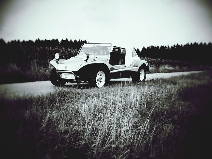 Buggy Apal, by Edmond Perry, fabrication Belge ! First Eyeem Photo Blackandwhite Photography Volkswagen Buggy Old 1973 Voiture Voiture Retro Oldcar Oldcars