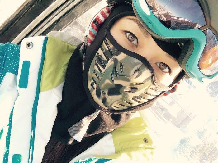 Shymbulak, snowboarding \0/