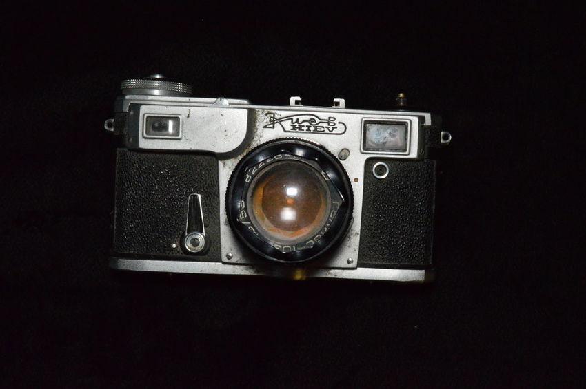 Lieblingsteil Photo Camera Kiev Retro Old Camera