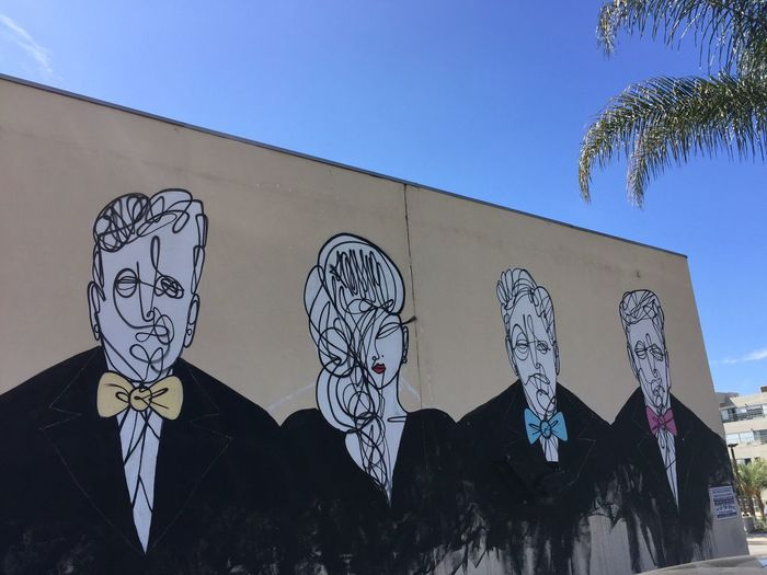 Streetart Street Art Santa Monica