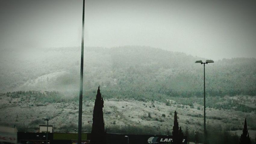 Frio ⛄❄ Snow Cold Mountain Hi! ❄❄❄ Deepfreeze Trees