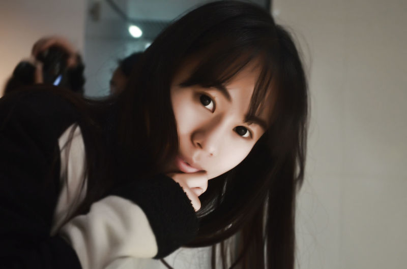 That's Me 社会工厂 Shy Photo