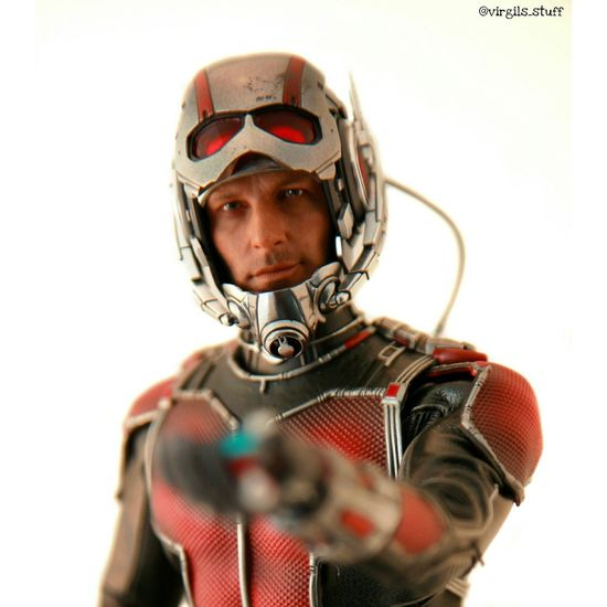 Onesixthscale Ata_dreadnoughts Hottoys Anarchyalliance Civilwar Marvel Toyphotography Avengers Antman