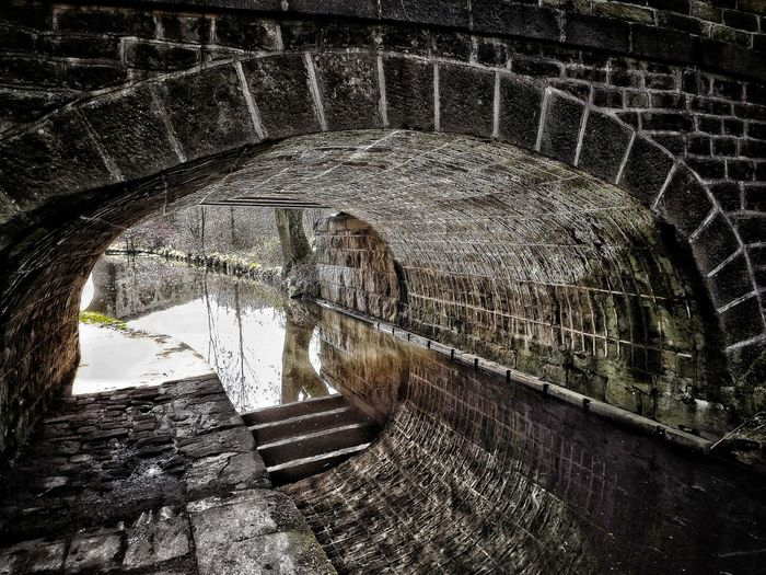 Walking around Saddleworth along the canals and I love the reflection in the water Walking Around Canal Walks Canals And Waterways Water Reflections Scenery Shots Eyeem Photography Photography Creative Light And Shadow Color Photography Nature On Your Doorstep See The World Through My Eyes Fujifilm Eye4photography  Close-up Hdr_Collection HDR Hdr Photography Reflections And Water Architecture_collection Canal Tunnel EyeEm Masterclass EyeEm Best Shots Eyem Masterclass UK Canals