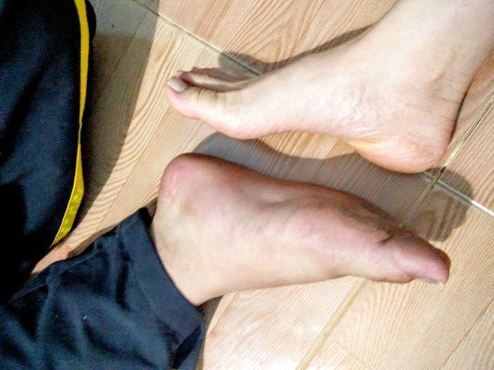 Feetselfie