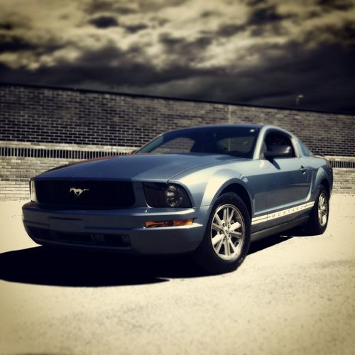 Streetphotography Outdoors Ford Mustang Eye4photography