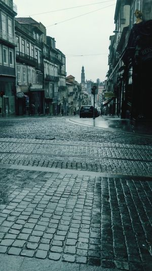 Oporto City The Most Beautiful City My City Rainy Day