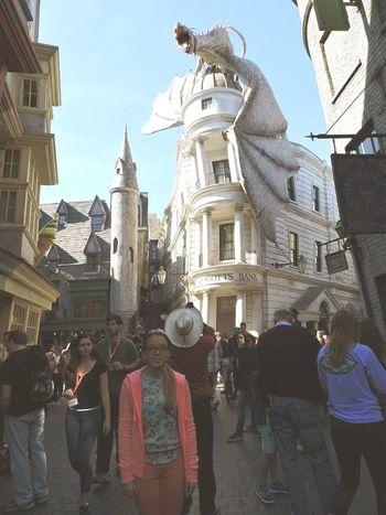 Gringotts Harrypotter