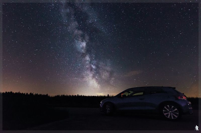 Milkyway Car Star - Space Astronomy Galaxy Nature Beauty In Nature No People Sky Milky Way Night Outdoors Landscape Mothernature Amberg First Eyeem Photo