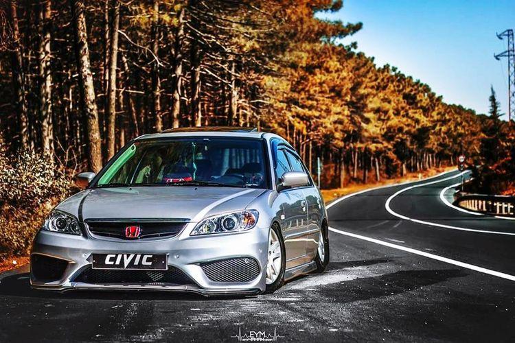 Honda Cıvıc Turkey Warex Headers Air Car Vtec Follow Followme Like Nature Photography First Eyeem Photo
