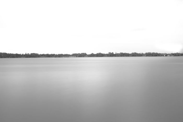 Long Exposure and Blackandwhite Photography enjoy the Lake View Orlando Florida ClearLakePark