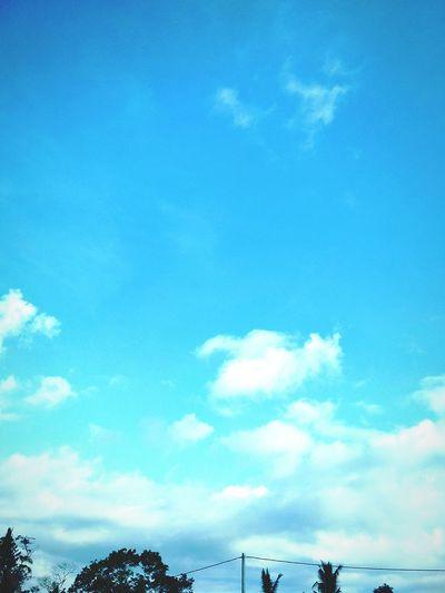 Sky Cloud - Sky Outdoors Day Sky