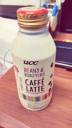 7-11買的高貴飲料,不過喝起來卻像咖啡廣場? Relaxing Drinks Enjoying Life Life Taking Photos UCC Latte Caffee