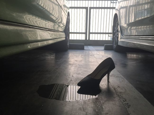 Day Footwear High Heels Leisure Activity Lifestyles Lonely Modern Part Of Personal Perspective Shoes