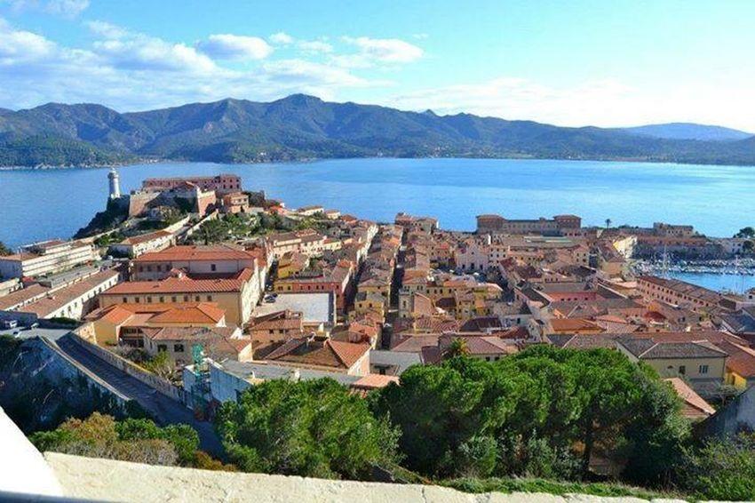 Elba Portoferraio Cityonthesea City Sea Mare