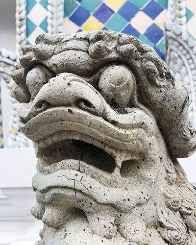 Lion ? Dog ? Asian Statue Asian Temple Statue Temple Dog Statue Temple Lion Statue Statue