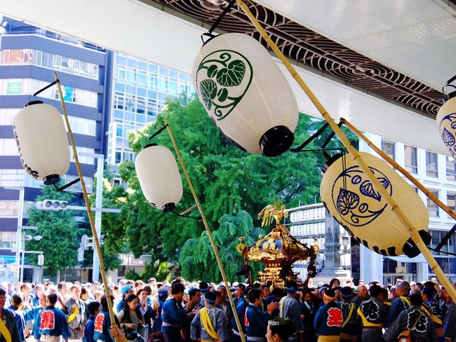 Festival 祭り Nihonbashi Traditional Tokyo Streetphotography Walking Around