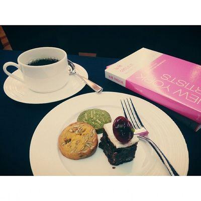 컬처홀릭 토크콘서트 뉴욕아티스트 인터컨티넨탈호텔 오키드룸 커피 쿠키 케잌