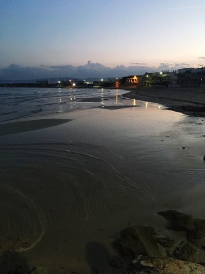 Sunset Beach Nature Sand