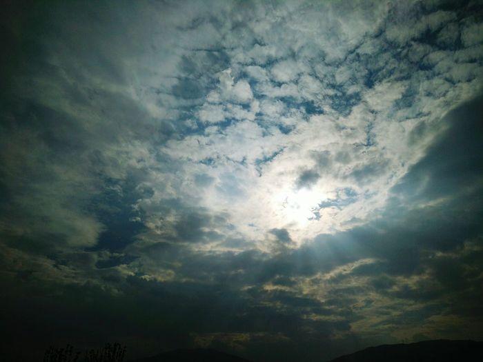 Nature Sky Sunbeam Perspectives On Nature