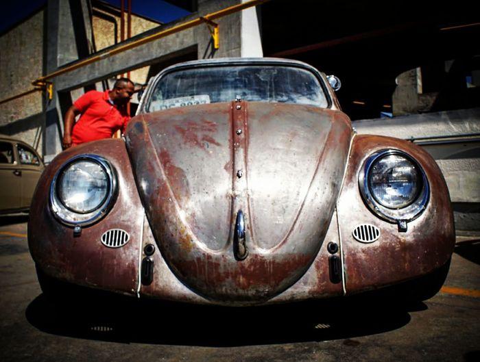 EyeEm EyeEm Best Shots EyeEm EyeEm Selects Ratlook Vintage Cars Oldschool Fusca Beatle Vintage Car Collector's Car