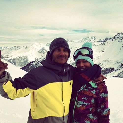 Justepourleweekend Weekend Laplagne Rochedemio lesalpes alps frenchalps thealps snow winter ski skiing