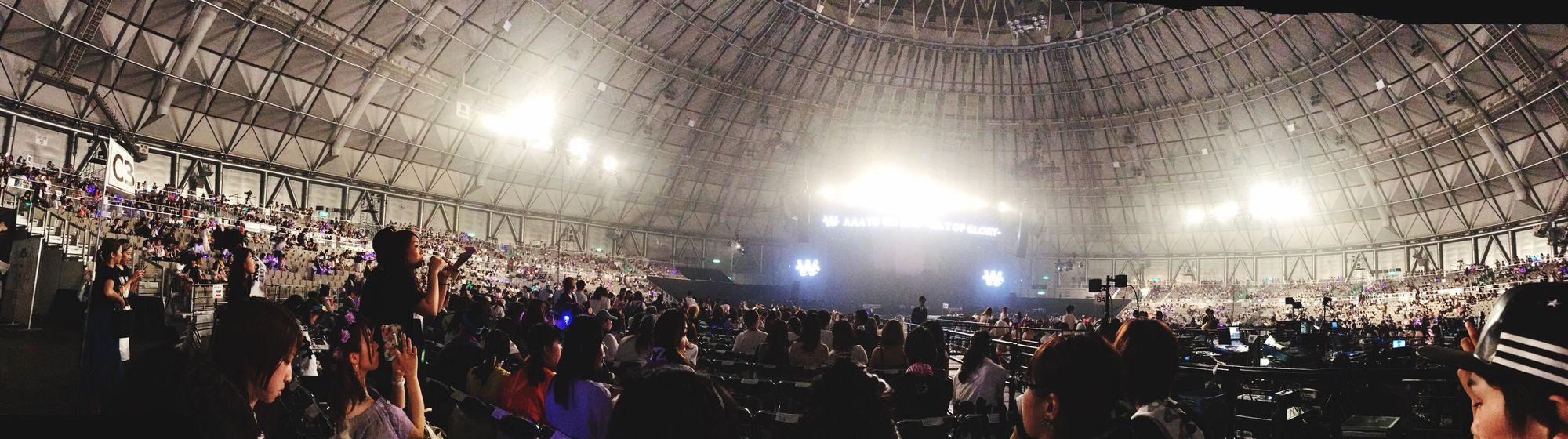 (06/24) AAA ARENA TOUR 2017 -WAY OF GLORY- WOG