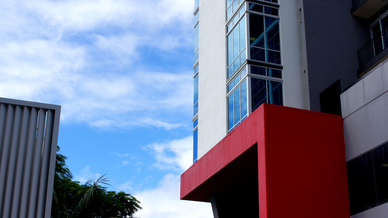 architecture, building exterior, built structure, low angle view, sky, day, no people, outdoors, cloud - sky, close-up