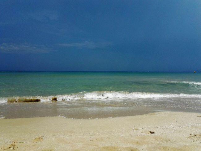 Sea Water Sea Wave Beach Sand Swimming Blue Sky Horizon Over Water Low Tide Island Bay Of Water