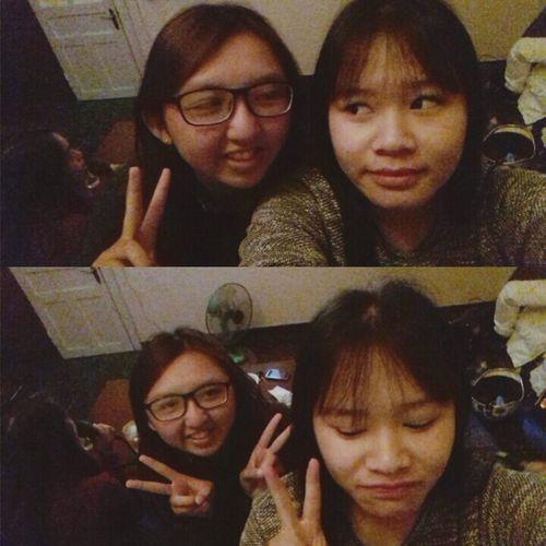 How cute we are Homies ✌