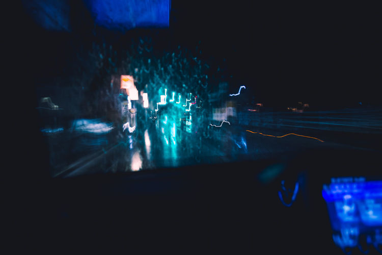 Technology Tech Rain Drive Driving Night Night Lights Neon Dark Lights The Glitch Abstract POV Algorithm Analytics Speed Revolution Through The Window Light And Shadow Blue Raindrops Reflection Rainy Days Humanity Meets Technology My Best Photo Illuminated Road Road Trip Nightlife Real People Light - Natural Phenomenon Nightclub Motion Occupation Indoors  Transportation Water City Mode Of Transportation Adult Music Blurred Motion Lighting Equipment Light Blur