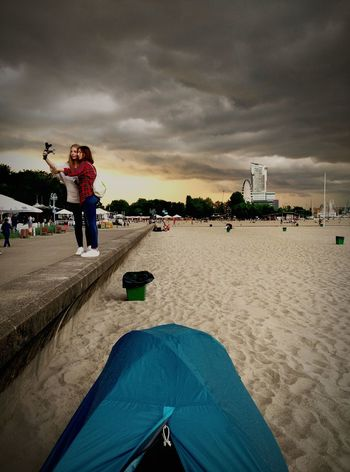 Taking Photos First Eyeem Photo Enjoying Life Eye Of The Storm Gdynia Plaza Gdynia Poland Check This Out Stormy Weather Storm Cloud Rainy Days