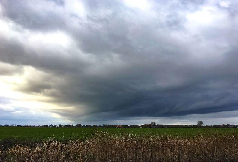 EyeEm Best Edits Landscape Sky Cloud - Sky Agriculture EyeEm Gallery EyeEm Best Shots Dutch Netherlands Steenwijkerland