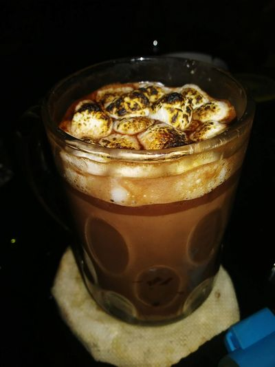 Drink Food And Drink Drinking Glass Refreshment Frothy Drink Close-up No People Freshness Indoors  Hot Chocolate🍫 Hot Chocolate On This Cold Day ☕ Hot Chocolate Night Hot Chocolate With Marshmallows Hot Chocolate And Marshmellows Hot Chocolate ❤ Hot Chocolate Toasted Marshmallows Toasted Marshmallows In Hot Chocolate ☕☕☕🍫🍫🍫